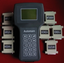 Automam T300 , Automam T300, AD-100, UVS, Immobiliser, Transponder keys