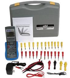 Тестер-имитатор сигналов датчиков MTD71, автомобильный тестер, имитатор сигналов датчиков, измерение сигналов автомобильных датчиков, имитация лямбда зонда, имитация датчика кислорода